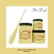 DBP Rebel Yellow - Handmålad tag (trä) ca 3x6 cm