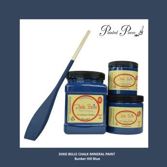 DBP Bunker Hill Blue - Burk ca 237 ml (8oz)