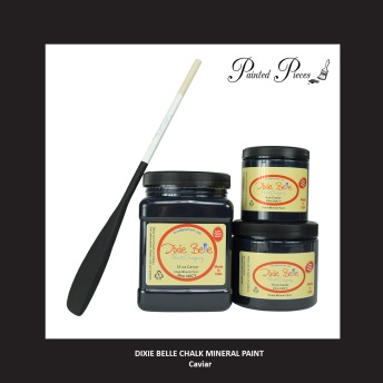 DBP Caviar - Matte Black - Burk ca 237 ml (8oz)
