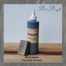 DBP Woodoo Gel Stain (Vattenburen) Black Magic