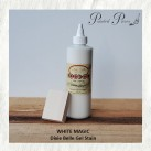 DBP Woodoo Gel Stain (Vattenburen) White Magic