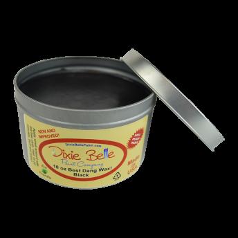 DBP - Best Dang Wax BLACK (Svart vattenbaserat vax) - Burk  113g (4oz)