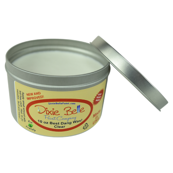 DBP - Best Dang Wax CLEAR (Ofärgat vattenbaserat vax) - Burk  283g (10oz)