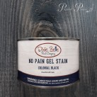No Pain Gel Stain - Colonial Black (Oljeburen)