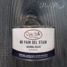 No Pain Gel Stain - Colonial Black (Oljeburen)