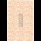 Peach Damask ca 50x75cm