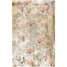 Botanical Imprint ca 50x75cm