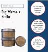 DBP Big Mamma's Butta Wax Natural