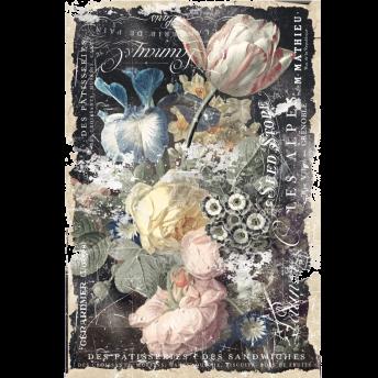 Bridgette ca 50x75cm - Tissue Paper