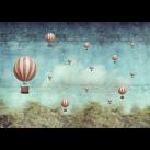 MINT Decoupagepapper Balloons 59x84cm
