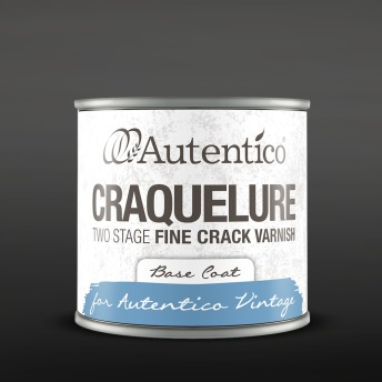 Autentico Craquelure - REA Craquelure Baslack Steg 1