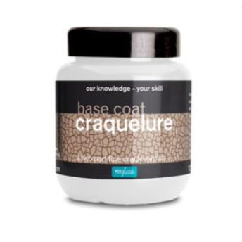 Autentico Craquelure - Polyvine Craquelure Baslack 100ml Steg 1