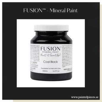 Coal Black - Fusion 500 ml