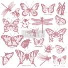Re Design Stämpel Monarch Collection
