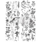 Re Design Décor Transfer Spring Meadow Life - Mått:  ca 56x76cm