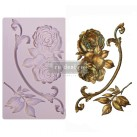 Re Design Decor Mould - Victorian Rose