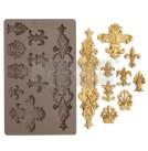Re Design Decor Mould - Fleur de Lis
