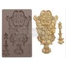 Re Design Decor Mould - Golden Emblem