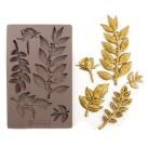 Re Design Decor Mould - Leafy Blossoms
