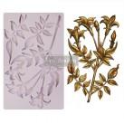 Re Design Decor Mould - Lily Flowers
