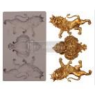 Re Design Decor Mould - Royal Emblem