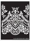 Re Design Schablon - Elegant Lace ca 23x34cm