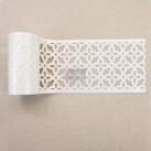 Re Design Schablon STICK & STYLE Calypso Lattice - Rulle ca 10cm x 13.7m