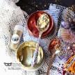 Art Extravagance Icing Paste - WHITE GOLD 120ml