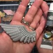 Art Alchemy Metallique Wax 20ml -  Metallisk Vaxpasta BRUSHED IRON