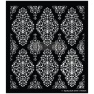 Re Design Schablon - Diamond Flourish ca 44x53cm
