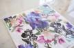 COLORFUL FLORALS Belles & Whistles Rice Papers: 3st ark à ca 30x32cm