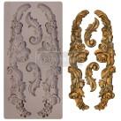 Re Design Decor Mould - Delicata Floral Strands