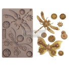 Re Design Decor Mould - Mechanical Insectica