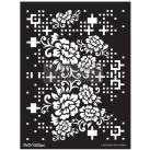 Re Design Schablon - CECE Floral Matrix - ca 46x65cm