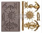 Re Design Decor Mould - Mariner's Voyage