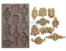 Re Design Decor Mould - Grandeur Keyholes