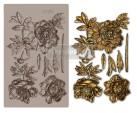 Re Design Decor Mould - Wilderness Rose