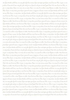 A3 Posh Chalk® POSH SCRIPT - Deluxe Decoupage Paper ca 30x42cm -