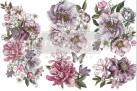 Re Design Décor Transfer - Dreamy Florals  - LITEN ca 30x46cm