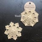 WoodUbend® Decorative Centrepieces (S) Ø 10cm WUB1323 (2-pack)