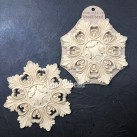 WoodUbend® Decorative Centrepieces (XXL) Ø 26cm WUB1323 (2-pack)