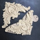 Decorative Plumes WUB1354 (XL) ca 29x17cm - 2 pack