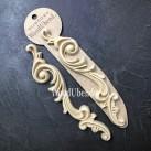 WoodUbend® Scroll Drops 18x5cm WUB6024 (2-pack)