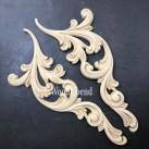 WoodUbend® Leafy Drops (XL) 43x29cm WUB6068 (2-pack)