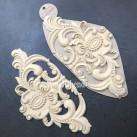 WoodUbend® Ornate Centrepieces (L) 34x17cm WUB6095 (2-pack)
