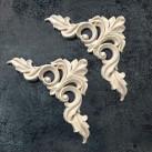 WoodUbend® Ornate Plumes (M)19x10cm (15+15) WUB6093 (2-pack)