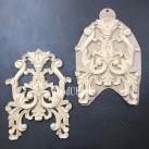 WoodUbend® Elaborate Centrepieces (XXL) 31x22cm WUB6082 (2-pack)