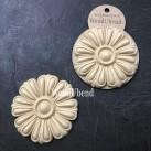 WoodUbend® Rounded Flowers Ø 10cm WUB6099 (2-pack)