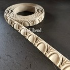 WoodUbend® Roll of Trim 210x1.6cm WUBTR718