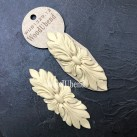 WoodUbend® Leaf Bunches 4.5x12cm WUB1329 (2-pack)